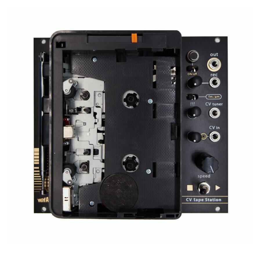 cv tape station